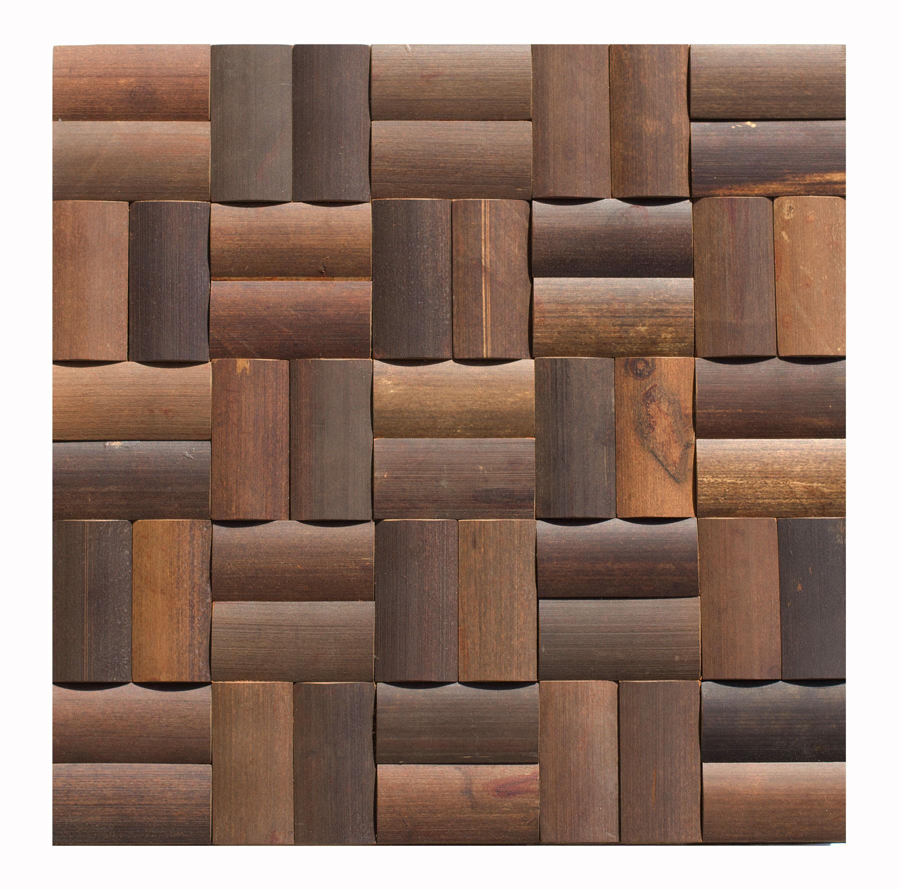 Holz-Wand-Fliesen