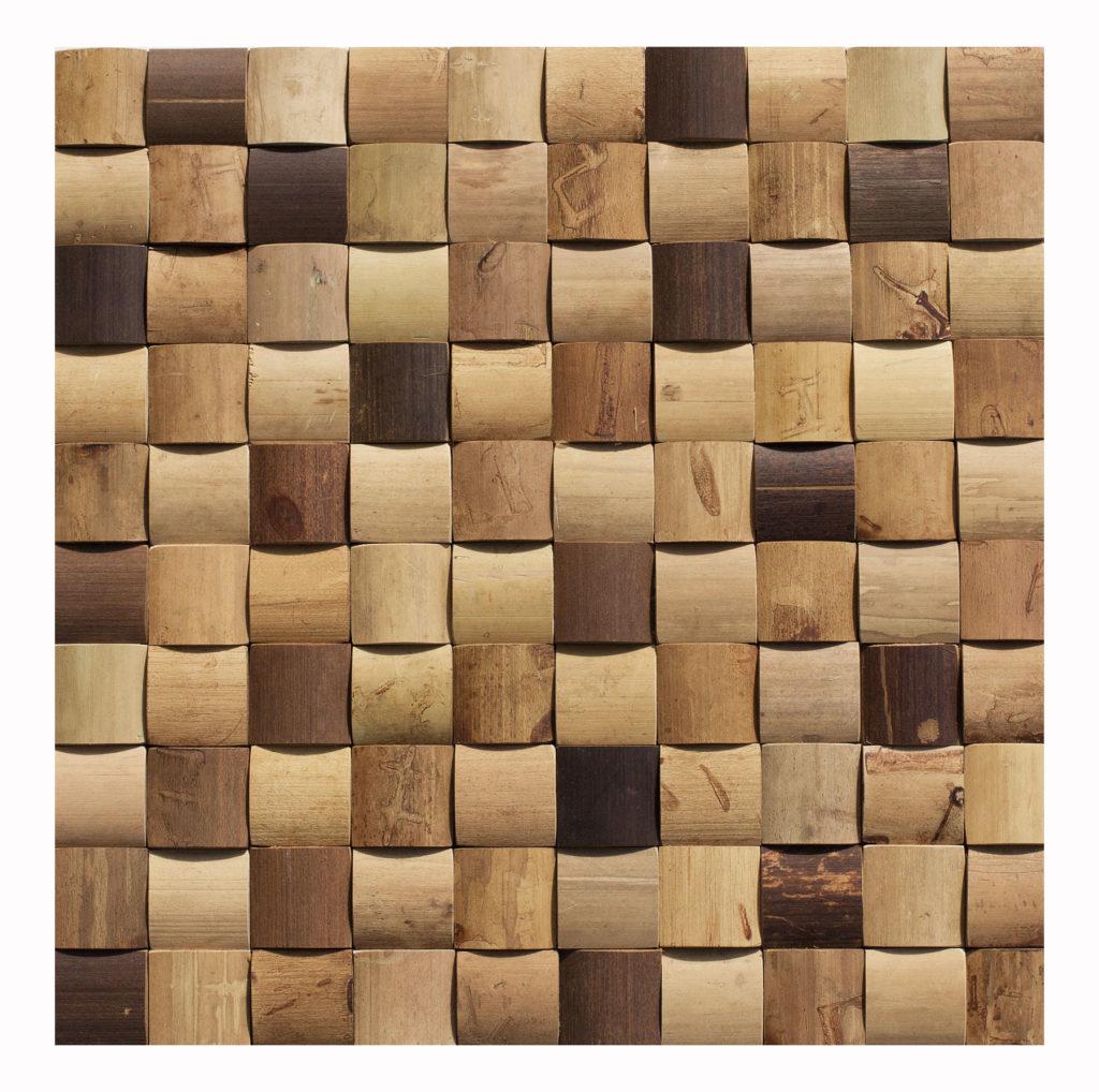 Holz-Wanddesign